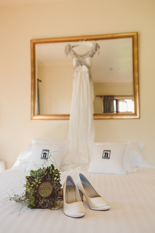 The accommodation at Silos Estate provides you the perfect base to relax before and after the ceremony - photo copyright Red Berry Photography.