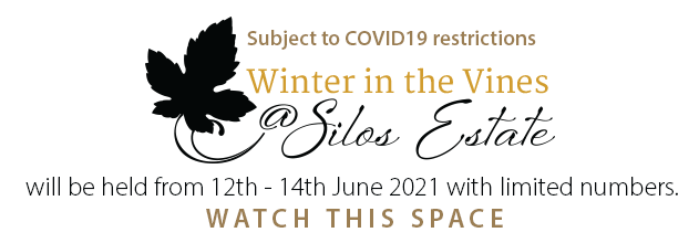 Winter in the Vines - 12-14th June 2021