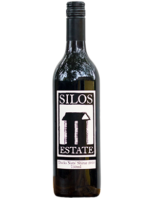 Silos Estate 'Ducks Nuts' Shiraz (2010)
